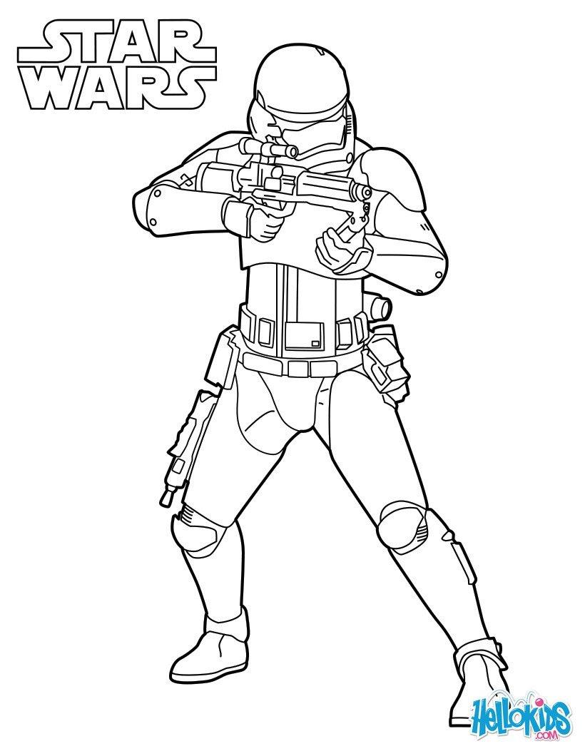 Stormtrooper Rey