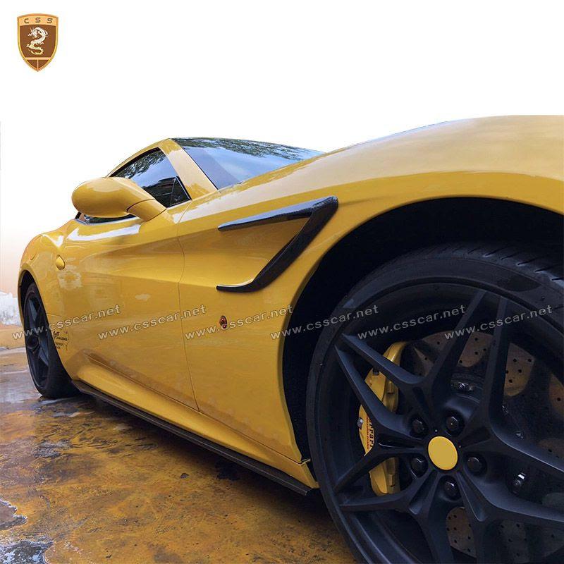 2017 Ferrari California carbon fiber body kits