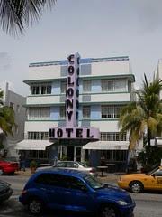 Colony Hotel, Miami South Beach