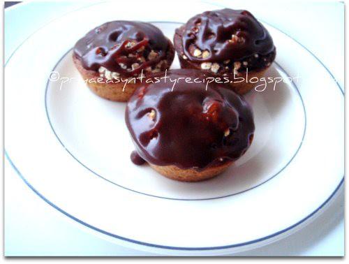 Banana & Oats Muffins