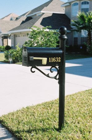 Custom Made Mailboxes Outdoor Community Mailboxes Creative