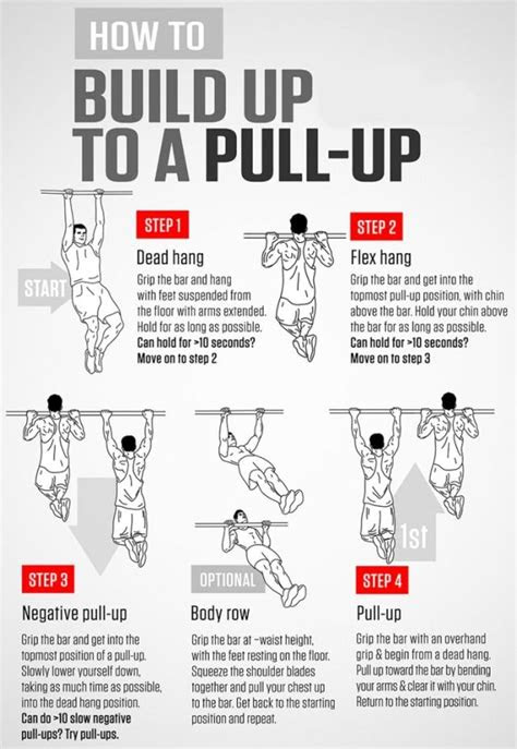 pull  program  beginners progression