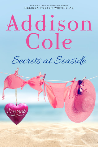 Blog Tour: Secrets at Seaside by Addison Cole (Excerpt & Giveaway)