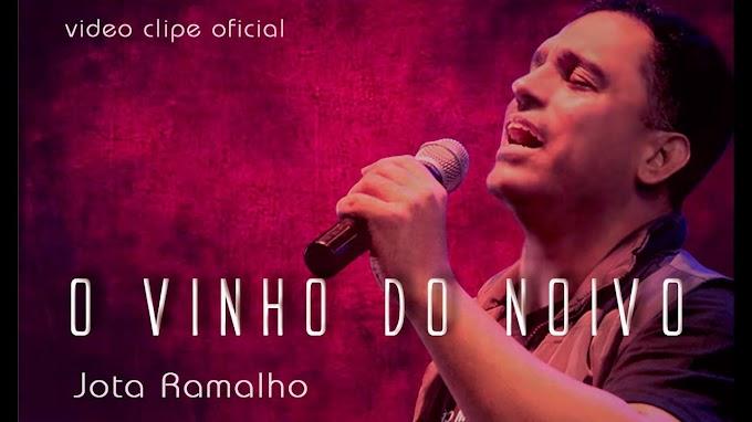 """Jota Ramalho lança seu novo trabalho """"O Vinho Novo"""""""