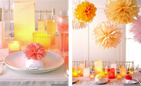 DIY   Tissue Paper Flowers   PreOwned Wedding Dresses
