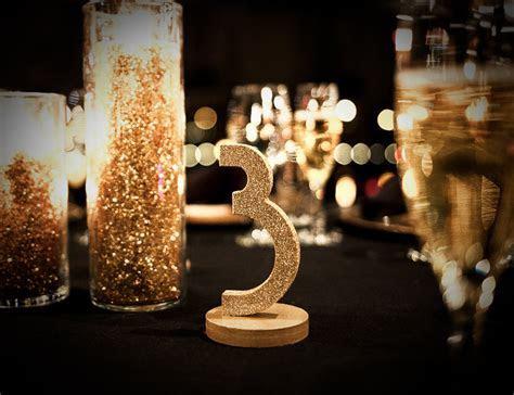 Gorgeous Wedding Table Number Ideas   MODwedding