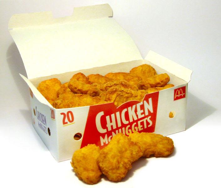 Anak Ini Hampir Mati Tersedak Karena Makan McNuggets di McDonald