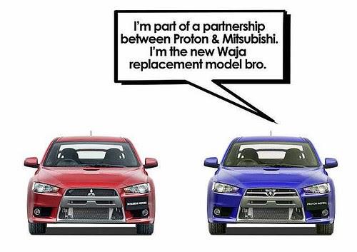 5105447672 df07f42905 update! Mitsubishi Lancer VS Proton Inspira