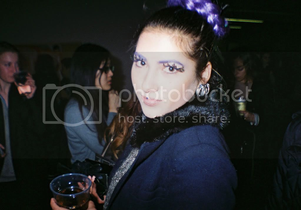 Central Saint Martins Fashion Design -  Moment One Party