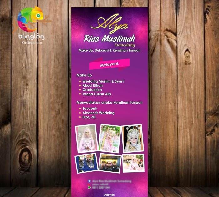 Contoh Desain Baliho Jual Pakaian - gambar spanduk