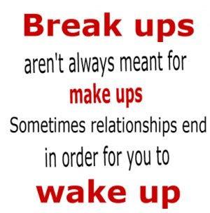 Get Back Together After Break Up Quotes