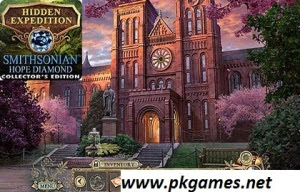 Download Hidden Expedition Smithsonian Hope Diamond Game For PC