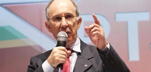 Rui Falcão, Presidente nacional do PT (foto: Arquivo PT)