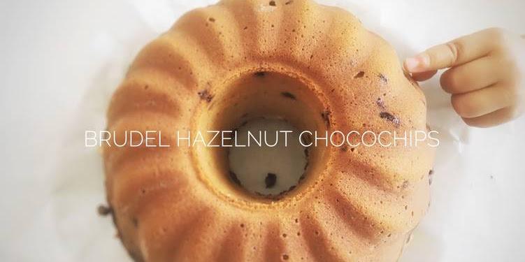 Resep Brudel Hazelnut Chocochips Oleh Fraudedeckova