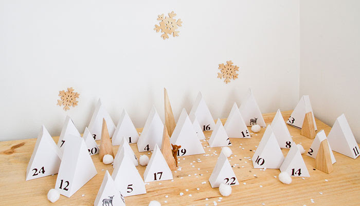Bloesem Kids | DIY Advent calendar 2013