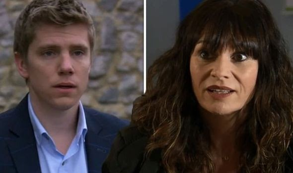 Emmerdale spoilers: Chas Dingleconjures devious plan to breakRobert out of prison?