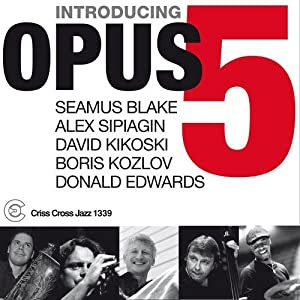 Opus 5 - Introducing cover