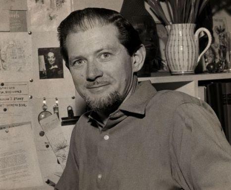Ronald Searle, dead.
