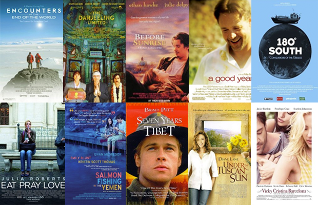 Best Travel Movies of All Time