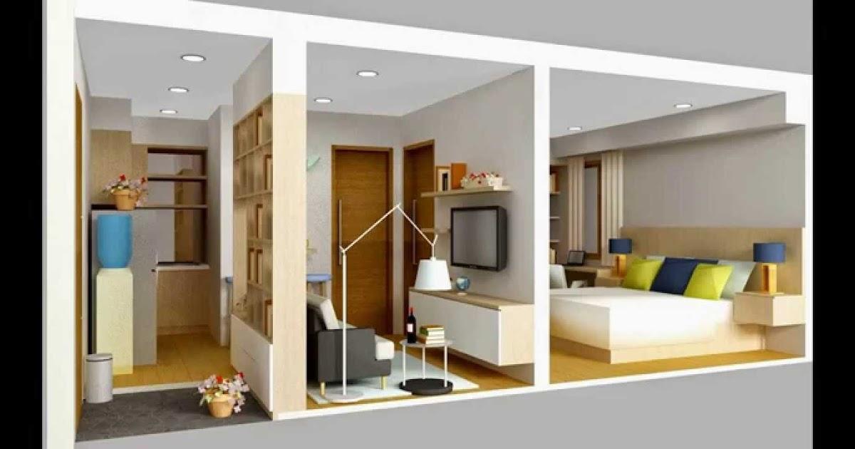 Desain Interior Rumah Kontrakan 3 Petak Design Rumah Model