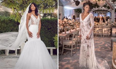 Eniko Parrish: all the details on her stunning wedding