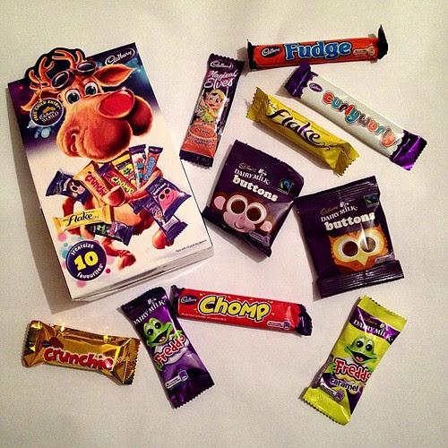 #chocolate #christmas #selectionbox