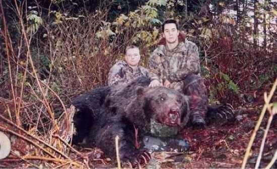 Η γιγάντια αρκούδα