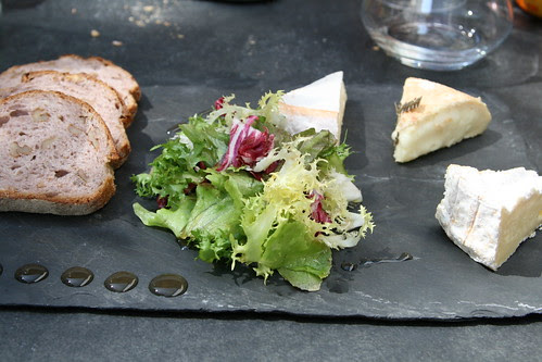 Bistrot Le 7, Valence: fromage