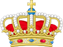 Royal Crown of Belgium (Heraldic).svg