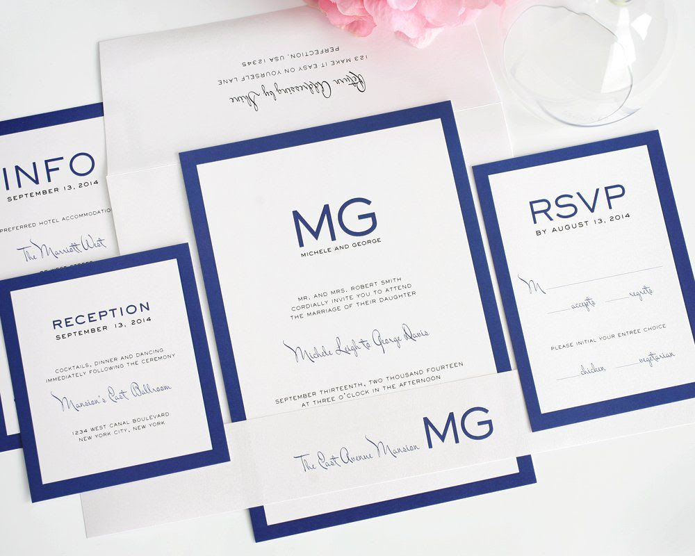 Different wedding Invitations Blog: Modern wedding invitations 2013