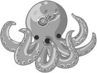 Detroit Red Wing fan tradition: The Octopus