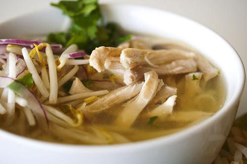 Pho Ga: Vietnamese Chicken Noodle Soup