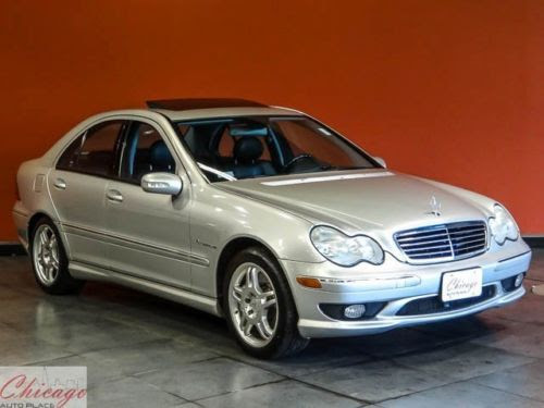 Buy used 2003 Mercedes-Benz C-Class 3.2L AMG in ...