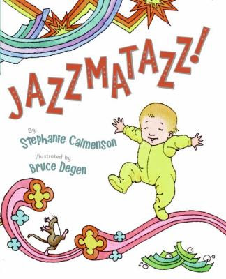 Cover Art for Jazzmatazz!