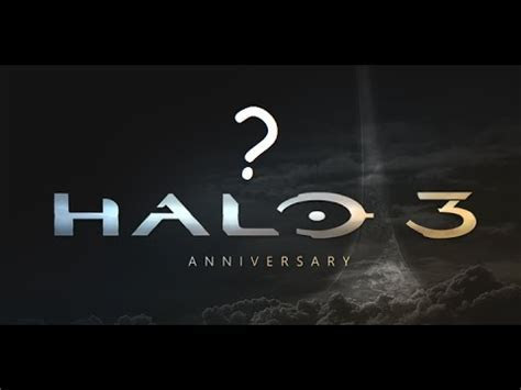 HALO 3 ANNIVERSARY COMING SOON?   YouTube