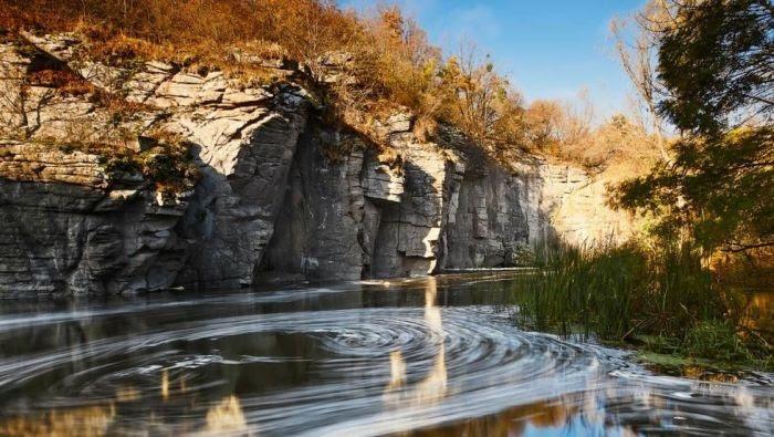 Una de las partes más hermosas de Ucrania (9 fotos)