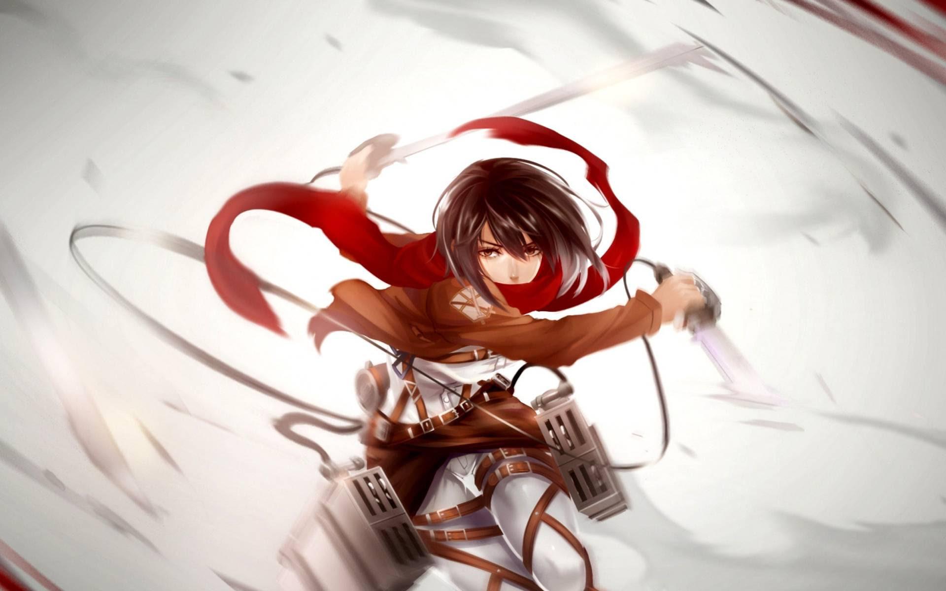 Mikasa Ackerman Best Wallpaper 26399 Baltana
