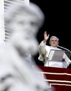 Il Papa All'Angelus 26 febbraio