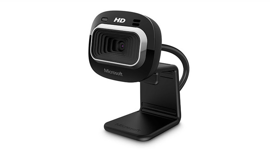 3. Microsoft LifeCam HD-3000