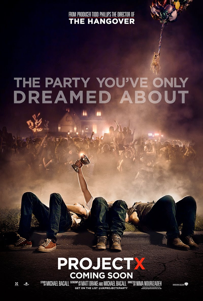 Project X  movie review  The Geek Generation