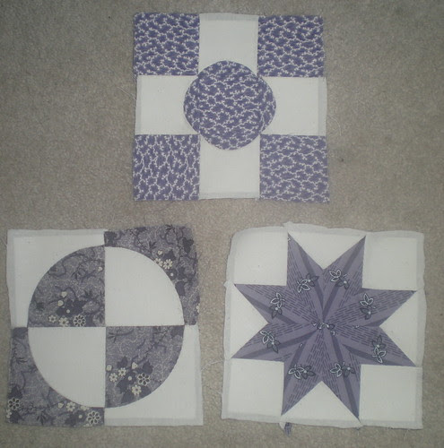More Finished blocks!