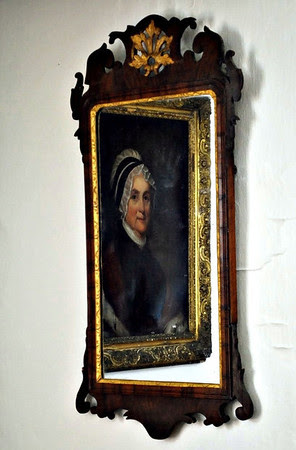 Portrait of Aunt Ruth