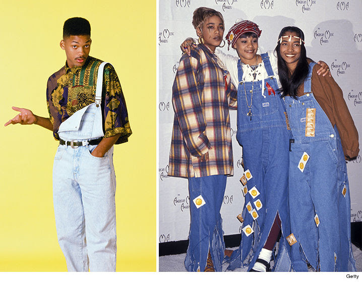russell westbrook dominates '90s party  nice overalls