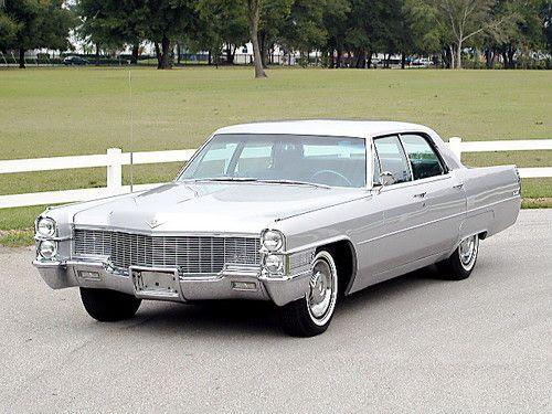Sell used 1965 Cadillac Sedan DeVille in Los Angeles ...