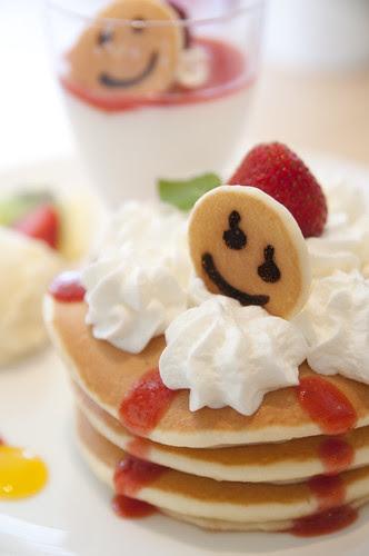 Very Berry Pancakes, Pancake Days, Harajuku