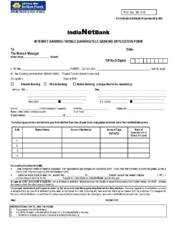 sbi form download 2014
