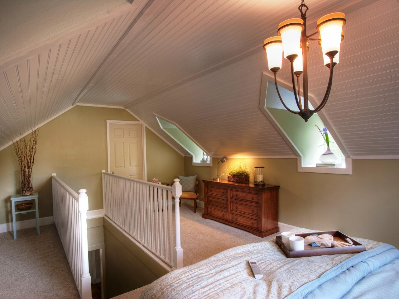 Remodeling Attic With Low Ceiling • Attic Ideas