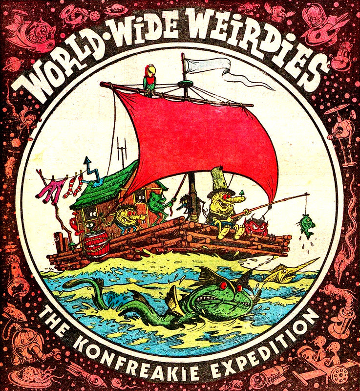 Ken Reid - World Wide Weirdies 130