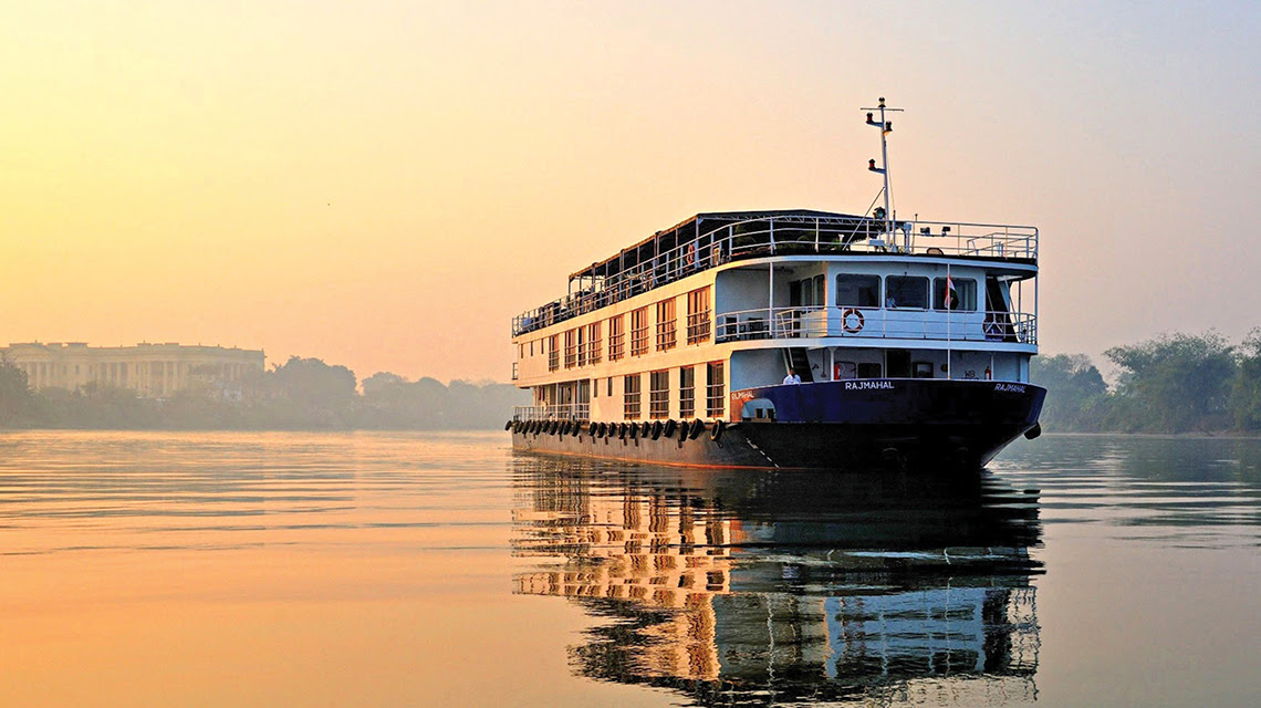 Pandaw River Expeditions' 40-passenger Rajmahal will sail a 16-day itinerary on India's Ganges and Hooghly rivers.