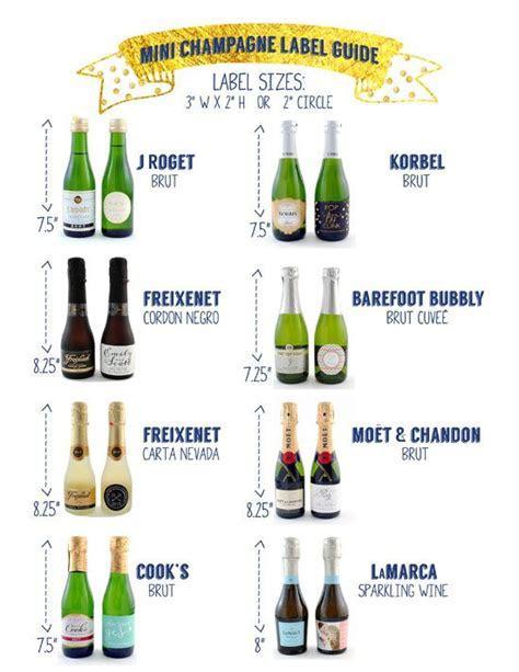 25  best ideas about Mini champagne on Pinterest   Mini